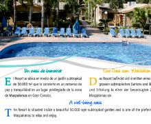 Tríptico Dunas Suites & Villas