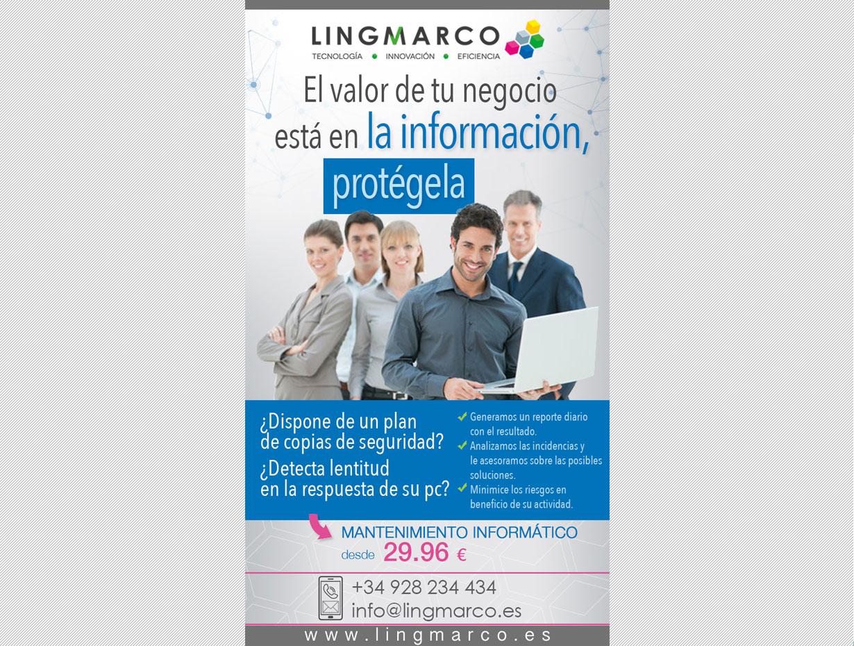 Flyer Lingmarco