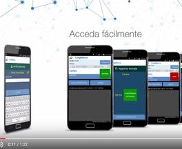 Presentación de App Lingmarco