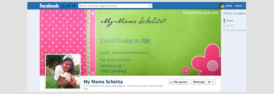 Imagen en FB My Mamma Schelita