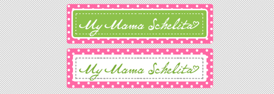 Logotipo My Mamma Schelita