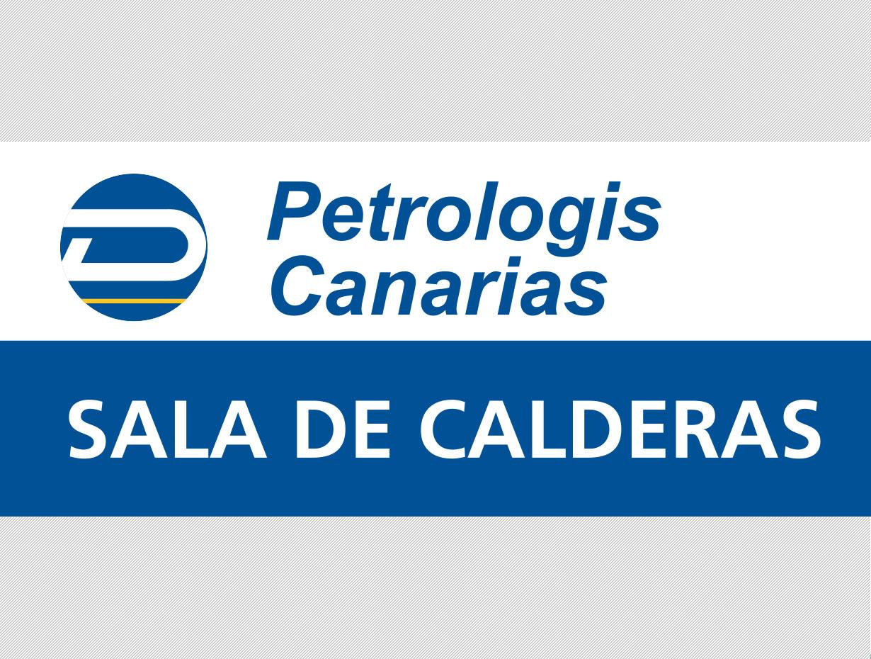Señalética Petrologis Canarias