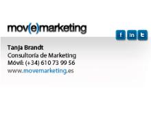 Firma de correo Tanja Brandt