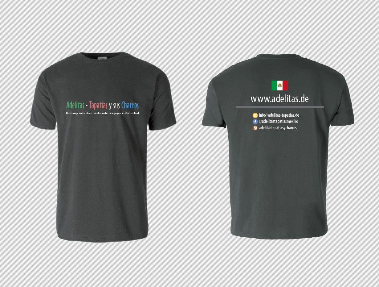 Camisas Adelitas Tapatías