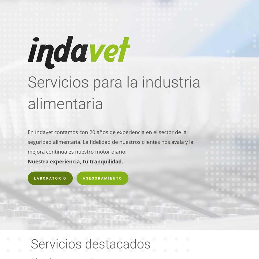 Web Indavet